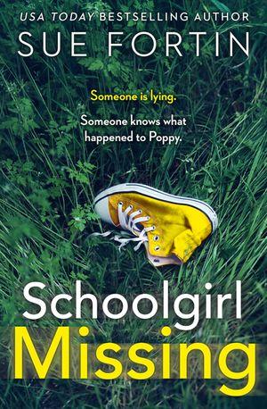 Schoolgirl Missing book image