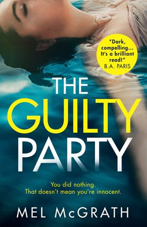 The Guilty Party book image