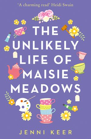 The Unexpected Life of Maisie Meadows book image