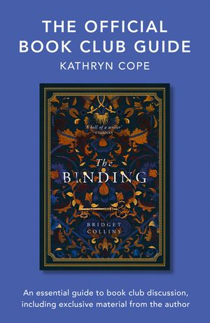 The Official Book Club Guide: The Binding book image