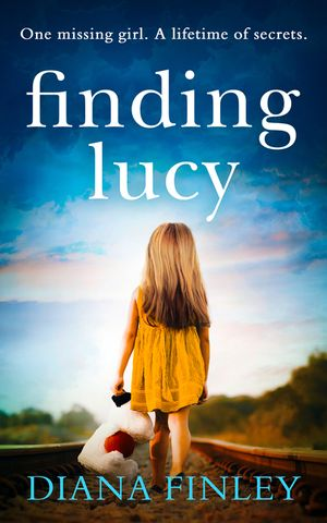 Finding Lucy book image