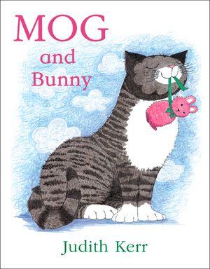 Mog and Bunny book image
