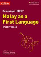 Cambridge IGCSE™ Malay as a First Language Student's Book (Collins Cambridge IGCSE™)