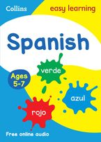 Spanish Ages 5-7 (Collins Easy Learning KS1)