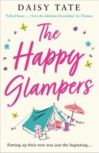 The Happy Glampers: The Complete Novel Paperback  by Daisy Tate