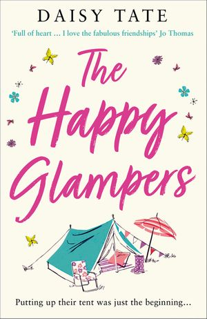 The Happy Glampers: The Complete Novel book image
