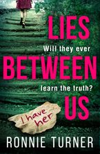Lies Between Us eBook DGO by Ronnie Turner