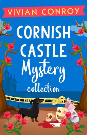Cornish Castle Mystery Collection book image