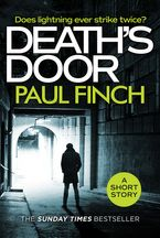 Death's Door eBook DGO by Paul Finch