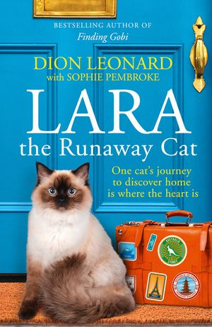 Lara The Runaway Cat: One cat's journey to discover home is where the heart is book image
