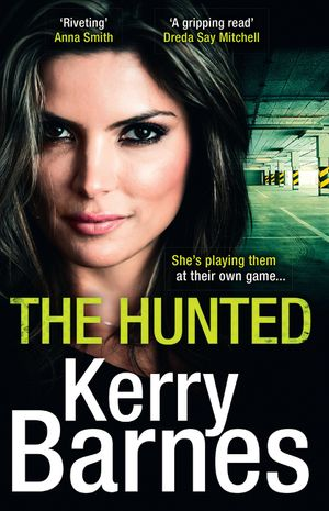 The Hunted: A gripping crime thriller that will have you hooked book image