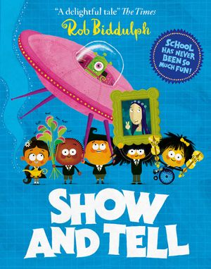 Show and Tell book image