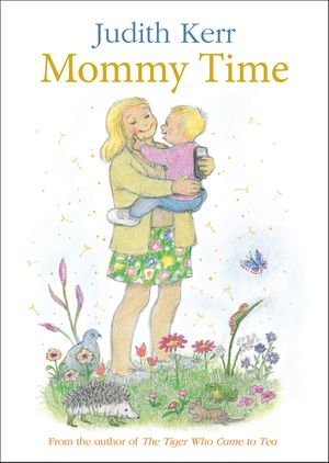 Mommy Time book image