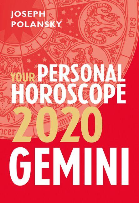 Gemini 2020: Your Personal Horoscope - Joseph Polansky - E-book
