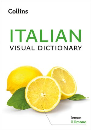 Collins Italian Visual Dictionary book image
