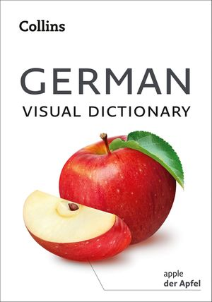 Collins German Visual Dictionary book image