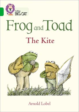 Frog and Toad: The Kite: Band 05/Green (Collins Big Cat)