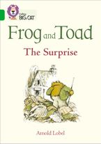 Frog and Toad: The Surprise: Band 05/Green (Collins Big Cat) Paperback  by Arnold Lobel