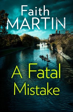 A Fatal Mistake book image