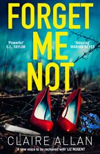 Forget Me Not Paperback  by Claire Allan