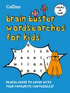 Collins Brain Buster Wordsearches for Kids Paperback  by Collins Puzzles