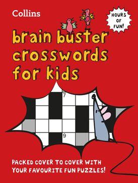 Crosswords for Kids (Collins Brain Buster)