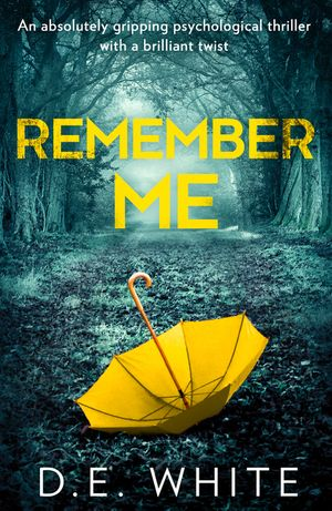 Remember Me book image