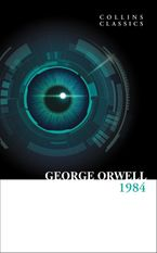 1984 Nineteen Eighty-Four (Collins Classics) Paperback  by George Orwell