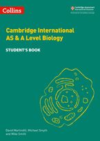 Collins Cambridge International AS & A Level – Cambridge International AS & A Level Biology Student's Book Paperback  by David Martindill