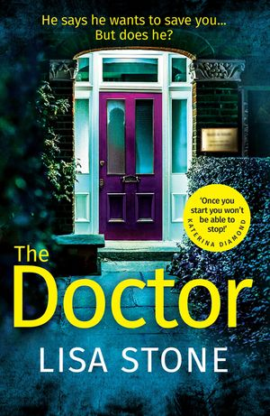 The Doctor book image