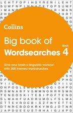 Big Book of Wordsearches 4: 300 themed wordsearches (Collins Wordsearches) Paperback  by Collins Puzzles