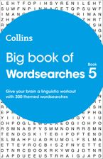 Big Book of Wordsearches book 5: 300 themed wordsearches Paperback  by Collins Puzzles