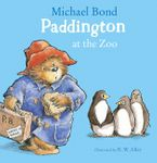 Paddington at the Zoo Paperback  by Michael Bond