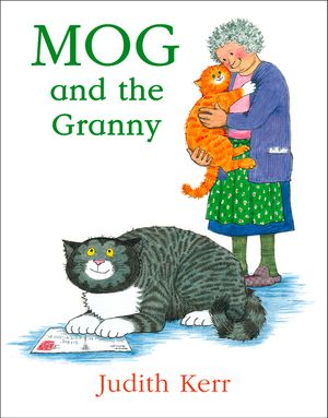 Mog and the Granny book image