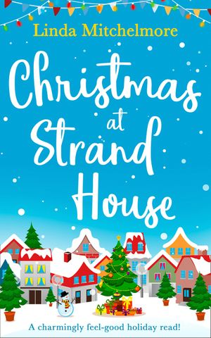 Christmas at Strand House book image