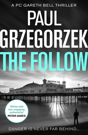 The Follow: An addictive and gripping crime thriller (Gareth Bell Thriller, Book 1) book image