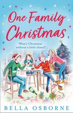 One Family Christmas Paperback  by Bella Osborne