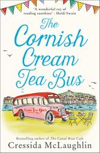 The Cornish Cream Tea Bus (The Cornish Cream Tea series, Book 1) Paperback  by Cressida McLaughlin