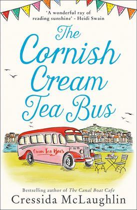 The Cornish Cream Tea Bus (The Cornish Cream Tea series, Book 1)