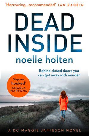 Dead Inside (Maggie Jamieson Crime Thriller, Book 1) book image