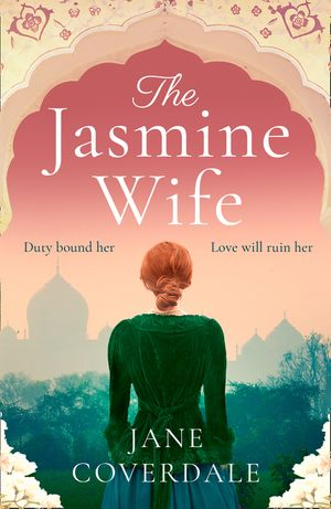 The Jasmine Wife: A sweeping epic historical romance novel for women book image