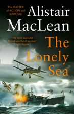 The Lonely Sea Paperback  by Alistair MacLean