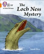 Collins Big Cat Phonics for Letters and Sounds – The Loch Ness Mystery: Band 6/Orange Paperback  by Sarah Rice