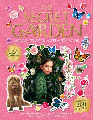 The Secret Garden: Movie Sticker Activity Book book image
