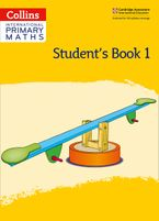 Collins International Primary Maths – International Primary Maths Student's Book: Stage 1 Paperback  by Lisa Jarmin