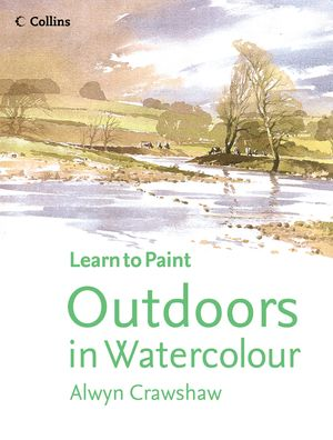 Outdoors in Watercolour (Learn to Paint) book image