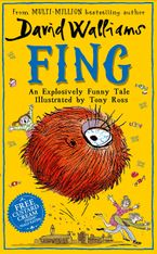 Fing Hardcover  by David Walliams