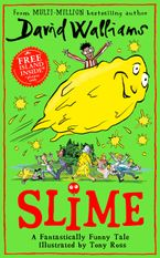Slime Hardcover  by David Walliams