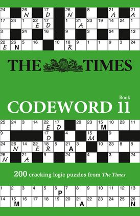 The Times Codeword 11: 200 cracking logic puzzles