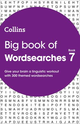 Big Book of Wordsearches 7: 300 themed wordsearches